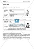 Listening comprehension of spelling: Zwei Steckbriefe zum Ausfüllen. Mit Lösungen und didaktischen Anmerkungen Thumbnail 1