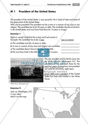 arbeitsbl228tter � englischunterricht 8 klasse
