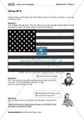 The flag of the USA and important cities Preview 2