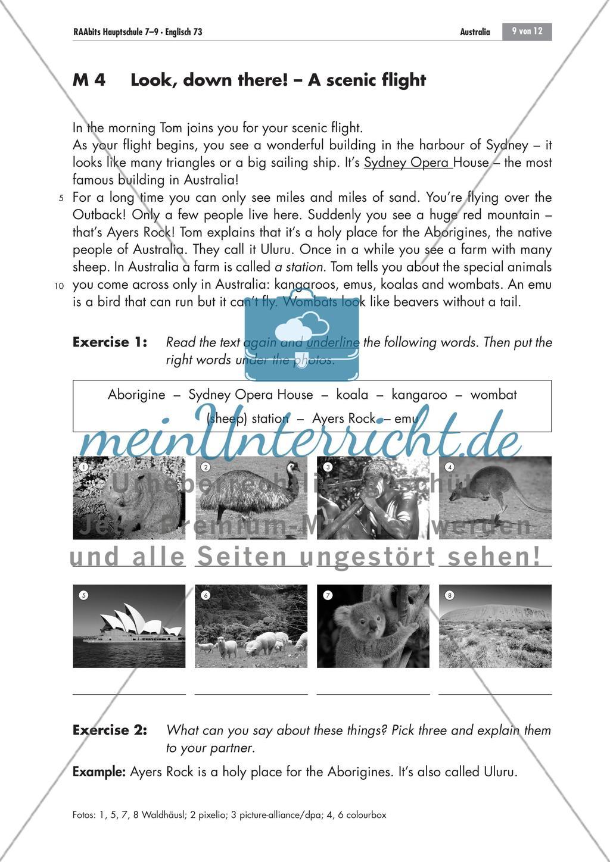 Ein Rundflug über Australien: Tiere und Besonderheiten von oben kennenlernen Preview 1