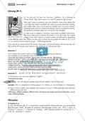 American High School: getting to know the system and comparing it to Germany; worksheets and explanations Preview 2