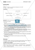 American High School: getting to know the system and comparing it to Germany; worksheets and explanations Preview 4