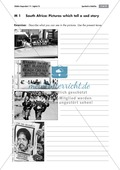 Apartheid South Africa: brainstorming; worksheets and explanations Thumbnail 0