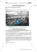 Having a poster session - Sinnentnehmendes Lesen an Texten über US-amerikanische Städte und Nationalparks üben: Übungen + Lösungen Preview 12