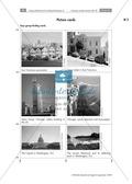 Having a poster session - Sinnentnehmendes Lesen an Texten über US-amerikanische Städte und Nationalparks üben: Übungen + Lösungen Preview 4