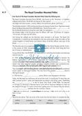 Textarbeit an Sachtexten über Kanada: Übungen zum Textverständnis + Lösungen Thumbnail 23