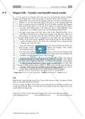Textarbeit an Sachtexten über Kanada: Übungen zum Textverständnis + Lösungen Preview 26