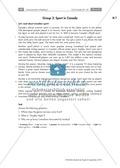 Textarbeit an Sachtexten über Kanada: Übungen zum Textverständnis + Lösungen Thumbnail 8