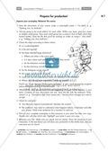 Den Wortschatz Vampire, Film und Weihnachten üben + ein Drehbuch schreiben: Hinweise + Übungen Thumbnail 8