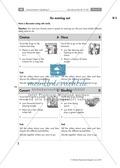 Englisch, Kompetenzen, Kommunikative Fertigkeiten, Sprechen / speaking