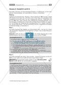 Einkaufsgewohnheiten in Großbritannien, Kanada und den USA kennenlernen : Übungen zur Lesekompetenz und Textverständnis + Kopiervorlagen Thumbnail 8