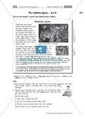All about the mistletoe: Informationstexte zum Mistelzweig und Weihnachten. Mit Bild als Wortschatzübung, didaktischen Anmerkungen und Erwartungshorizont. Preview 3