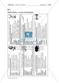 Spiel zu unregelmäßigen Verbformen mit Spielregeln, Karten und Hinweisen Thumbnail 1