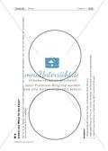 Gestaltung einer eigenen römischen Münze sowie Euro-Münze und römische Münze im Vergleich. Mit Informationstext zur Münzherstellung, Bildern und didaktischen Anmerkungen. Thumbnail 1