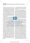 Entstehung der Bibel: Die Entstehung des AT Thumbnail 2