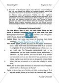 Abiturprüfung 2011 - Textaufgabe II + Aufgabenteil Preview 2