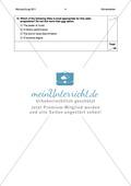 Abiturprüfung 2011 - Prüfungsteil Hörverstehen Preview 4