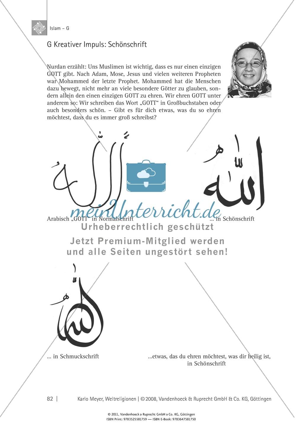 Islam: Feste, Rituale, Gottesvorstellungen Preview 15