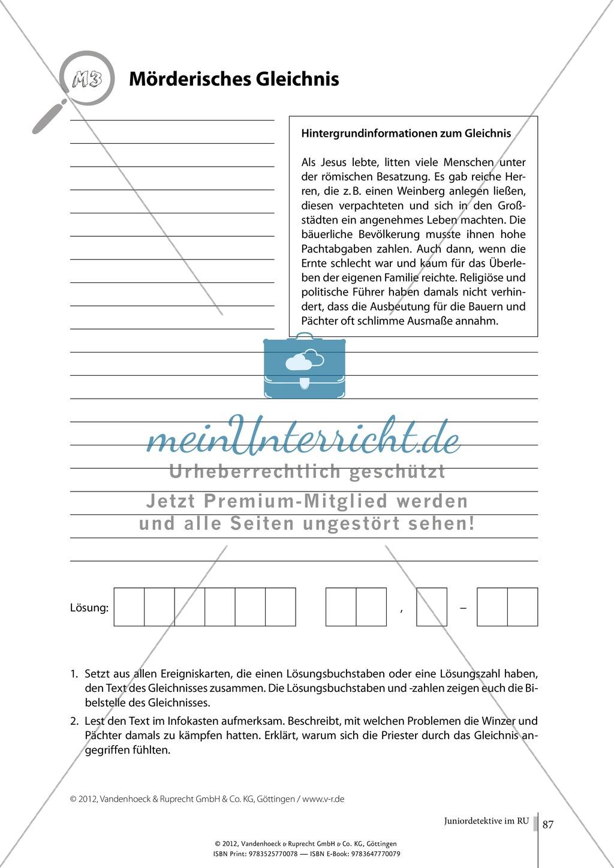 Tatort Bibel: Das Gleichnis von den bösen Winzern Preview 10