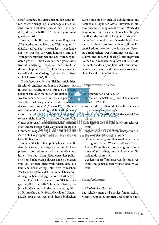 Tatort Bibel: Das Gleichnis von den bösen Winzern Preview 4