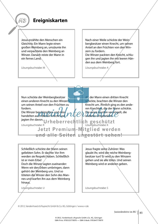 Tatort Bibel: Das Gleichnis von den bösen Winzern Preview 8