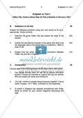 Abiturprüfung Bayern 2012 - Textaufgabe I + Aufgabenteil Preview 1