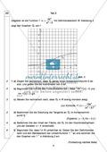 Abituraufgaben Bayern 2012 für Mathematik: Aufgabe zum Thema Analysis - Aufgabengruppe I Preview 2