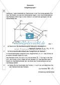 Abituraufgaben Bayern 2012 für Mathematik: Aufgabe zum Thema Geometrie - Aufgabengruppe I Preview 1
