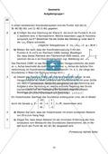 Abituraufgaben Bayern 2011 für Mathematik: Aufgaben zu Analysis, Stochastik und Geometrie Preview 11