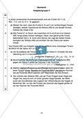 Abituraufgaben Bayern 2011: Aufgaben zum Thema Geometrie - Aufgabengruppe II Preview 1