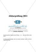 Abituraufgaben Bayern 2011: Sportbiologie/Trainingslehre und Bewegungslehre Psychologische, soziale und gesellschaftspolitische Bedeutung des Sports. Preview 1