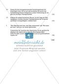 Abituraufgaben Bayern 2011:  Aufgaben zum Thema Leichtathletik und im Besonderen zur Technik des Weitsprungs. Preview 2