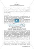 Abituraufgaben Bayern 2011: Aufgabe IV- Vergleichendes Analysieren von Sachtexten Preview 1