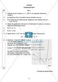 Mathematik, funktionaler Zusammenhang, Analysis, Kurvendiskussion, abituraufgaben, Analysis, Funktionen
