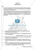 Abituraufgaben Bayern 2013 für Mathematik: Aufgabe zum Thema Geometrie - Aufgabengruppe I Preview 1