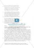 Abituraufgaben Bayern 2011: Aufgabe I - Erschließen eines literarischen Textes Preview 2