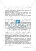 Abituraufgaben Bayern 2012: Aufgabe III - Erschließen eines poetischen Textes Preview 3
