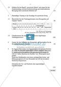 Abituraufgaben Bayern 2013: Aufgaben zu verschiedenen Aspekten des Sportes am Beispiel des Hochsprungs. Preview 2