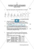 Abituraufgaben Bayern 2012: Aufgaben zu verschiedenen Aspekten des Sporte am Beispiel des Volleyball und im Besonderen der Technik des Unteren Zuspiels. Preview 1