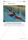 Ab aufs Wasser! - Das Erlernen des Kajakfahrens als Vorbereitung auf eine Exkursion. Eine Doppelstunde zum Thema: Technikschulung. Preview 11