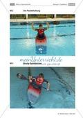 Ab aufs Wasser! - Das Erlernen des Kajakfahrens als Vorbereitung auf eine Exkursion. Eine Doppelstunde zum Thema: Technikschulung. Preview 7