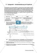 Abituraufgaben Bayern 2012: Aufgaben zu Ökologie, Genetik, Verhalten und Evolution. Mit Arbeitsmaterial. Preview 11