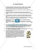 Abituraufgaben Bayern 2012: Aufgaben zu Ökologie, Genetik, Verhalten und Evolution. Mit Arbeitsmaterial. Preview 3