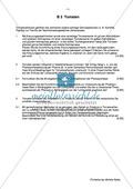 Abituraufgaben Bayern 2013 zu Neurobiologie,Verhalten,Genetik,Physiologie Preview 10