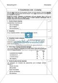 Abituraufgaben Bayern 2011: Französisch. Hörverstehensaufgaben zu