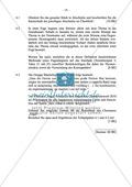 Abituraufgaben Bayern 2011: Analyse von barocken Kompositionsprinzipien anhand von J.S. Bachs Weihnachtsoratorium und dem Chorsatz