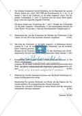 Abituraufgaben Bayern 2013: Vergleichende Analyse des Volkslieds in Wiener Klassik und Neuer Musik anhand von W.A. Mozart (1791) und A. Schönberg (1908). Mit Textauszügen und Harmonisierungsaufgabe. Preview 3