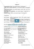 Abiturprüfung Bayern 2013: Analyse geistl. Chormusik in Gregorianik und Renaissance anhand eines Gregorianischen Chorals, einer Motette von T.L. de Victoria und einer modernen Fassung von D. Mocnik.  Mit Textauszügen und Notationsaufgabe. Preview 1