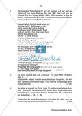Abituraufgaben Bayern 2012: Vergleichende Analyse des musikalischen Ausdrucks in Wiener Klassik und Romantik anhand von Werken von Mozart und Wolf. Mit harmonischer Analyseaufgabe und Textauszügen. Preview 3