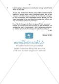 Abituraufgaben Bayern 2012: Vergleichende Analyse des musikalischen Ausdrucks in Wiener Klassik und Romantik anhand von Werken von Mozart und Wolf. Mit harmonischer Analyseaufgabe und Textauszügen. Preview 4